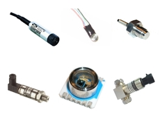 Range of Pressure Sensors from Applied Measurement Australia