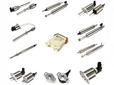 Linear and Rotary Position Sensors from Applied Measurement Australia