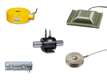 Range of loadcells