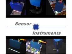Luminescene, Colour and Gloss Sensors