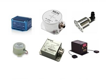 IMU & Tilt Sensors
