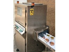 Two streams of different food products can be inspected simultaneously on the one machine.