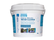 Aqua-Tech Waterbac Dam & Trough Water conditioners