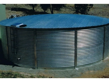 Galvanised Steel Tanks have become a part of the Australian landscape and is the ideal for the country climate