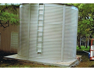 Made by BlueScope Steel Australia, Galvanised Steel Tanks are the safest way to store your water supply