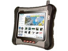 Gladius G0801 IP54 rugged tablet PC