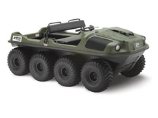 Argo ATV 8x8 750HDi amphibious all terrain utility vehicle