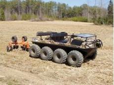 All terrain vehicle from Argo ATV