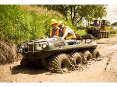 New 2010 ARGO 750 HDi amphibious utility terrain vehicle
