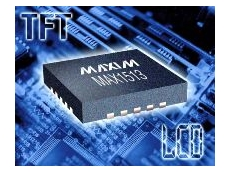 Power-supply solutions for active-matrix TFT-LCDs.