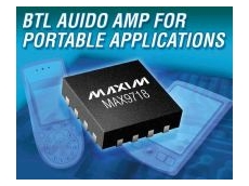Differential bridged audio amplifiers