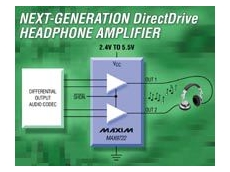 DirectDrive headphone amplifier series