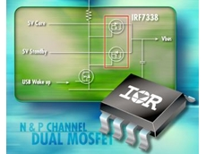 Dual N and P channel power MOSFETs