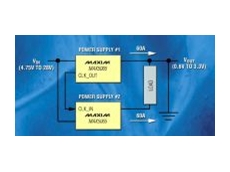 Dual-phase parallelable PWM controllers.