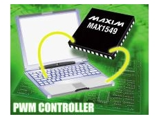 Fixed-frequency step-down controller