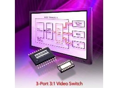 The FSAV433 switch for high-definition video signals.