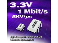High-speed transistor optocoupler