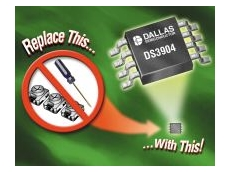 Low-cost nonvolatile digital resistors