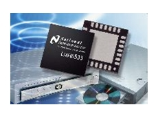 The LMH6533 laser diode driver.