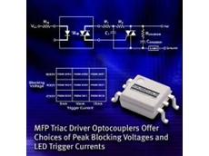 Random-phase Triac driver optocouplers