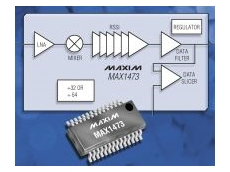 Superheterodyne receiver with AGC