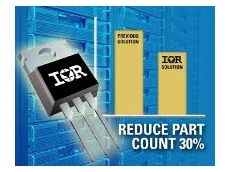 Synchronous rectification MOSFETs