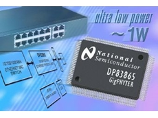 National's fifth generation gigabit PHY device.