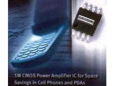 Ultra-miniature CMOS power amplifier