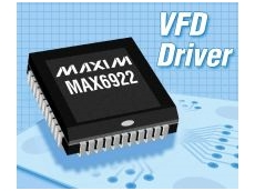 Vacuum-fluorescent display drivers