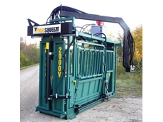 Fully Hydraulic Squeeze Crush