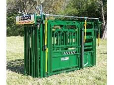 QCatch 8200 Cattle Crush