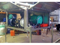 Assassin Jetters delivered a ute-mounted high pressure water jetter to a plumbing business