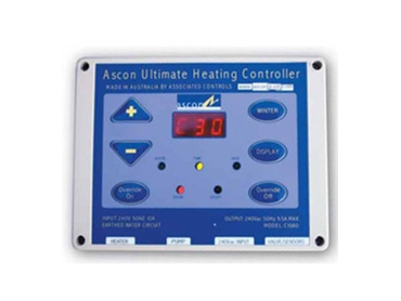 LED Lighting, Controllers, Timing Systems and Pool Heating Products from Associated Controls