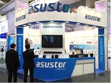 ASUSTOR at the CeBIT 2014