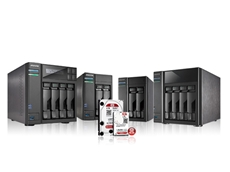 ASUSTOR NAS products are fully compatible with three new WD Red series NAS hard drives