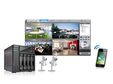 Asustor NAS' support for AVTECH's Push Video IP camera series provides a convenient mobile surveillance and storage solution