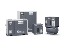 Atlas Copco redesigns its scroll compressor series