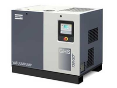 The new GHS VSD+ vacuum pump