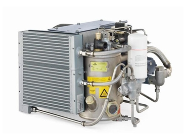 Hydraulic driven air compressors up to 37kW