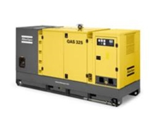 QAS 200-325 Portable diesel powered generators