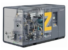 Recover Heat and Lower Natural Gas Consumption with Atlas Copco Oil Free Screw Compressors