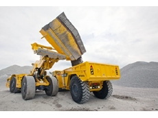 Atlas Copco unveil side bucket version of Scooptram loaders