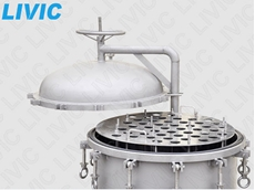 CF Cartridge Filter from Au-Livic