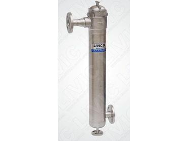 MF Modular Tubular Back-flushing Self-cleaning Filter