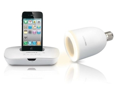 Cutting edge Scott products, such as its wireless i-phone audio system are now available from Audion Innovation.