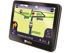 Truck based GPS navigation from Audion Innovision enhances driver safety