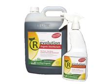 Aussan Organic Disinfectant
