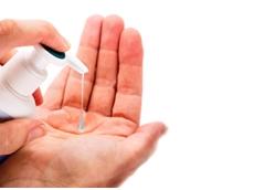 Natro-San hand sanitiser