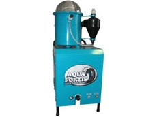 The Acqua Fortis 85 series high pressure cleaning system.