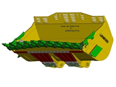 Austin Engineering release new wheel loader bucket designs